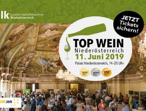 7x GOLD – 2x FINALIST: 2 Platz Roter Veltliner bei der NÖ Wein 2019