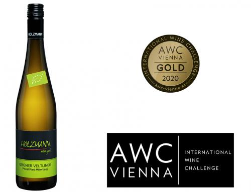 Grüner Veltliner Privat bio 2019 – Finalist awc-vienna