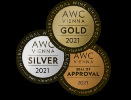 awc-vienna 2021 – 4x Gold, 7x Silber